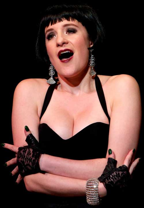 Corinne Proctor as Sally Bowles