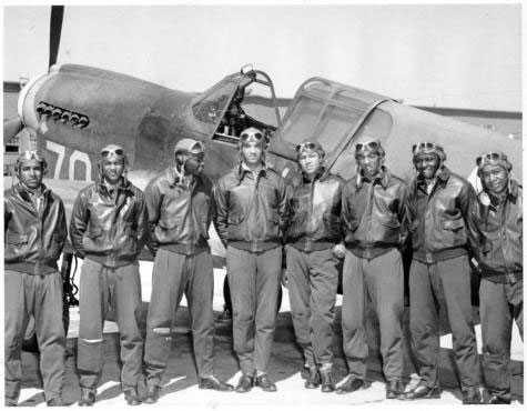 The Real Tuskegee Airmen