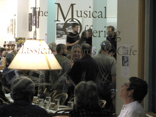 The Musical Offering remains a gathering place for those interested in good food and fine music.