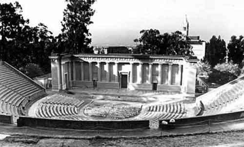 The Greek Theatre, University of California, Berkeley