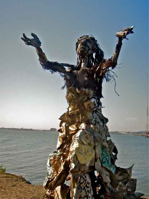 Welcome to Albany Bulb.