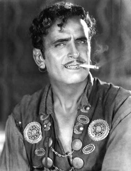 Douglas Fairbanks in <i>The Gaucho.</i>