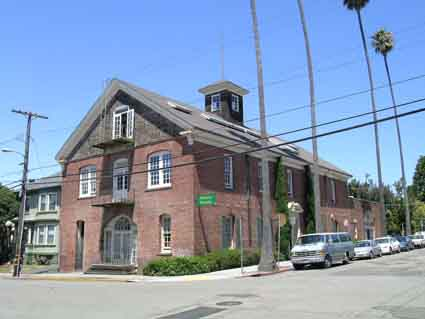 Bonita Hall was built in 1905 as a warehouse with a lodge hall on the second floor.